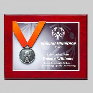 special olympics award created by Awards Program Services in Iowa