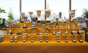 engraved and custom trophies for sports, athletes, and kids in Iowa at Awards Program Services