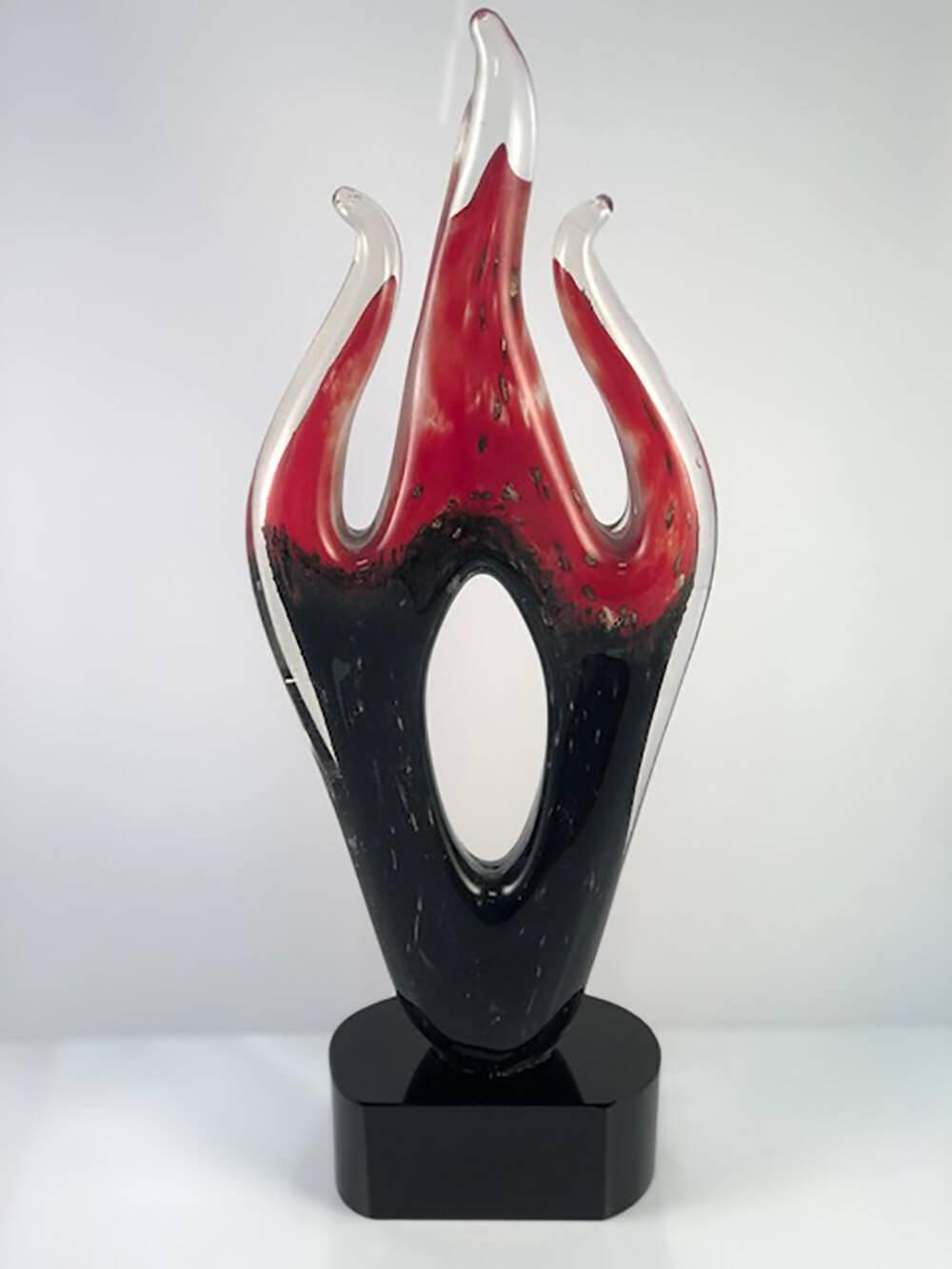 """16"""" art glass award"""