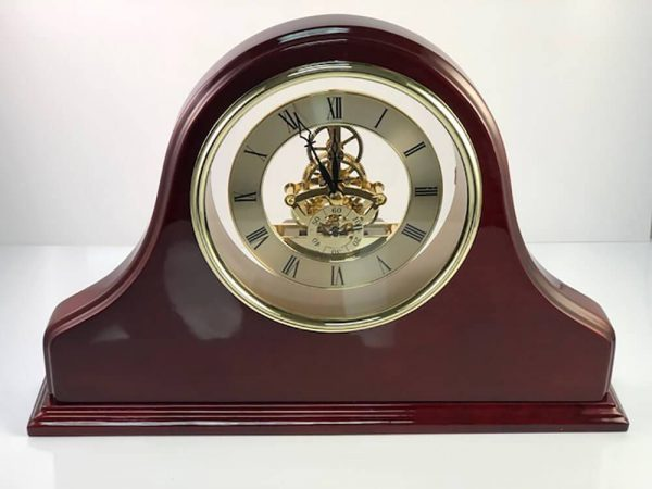 Mantle Clocks available in Des Moines, Iowa.