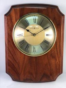 6 inch wall plaque clock by APS Awards.