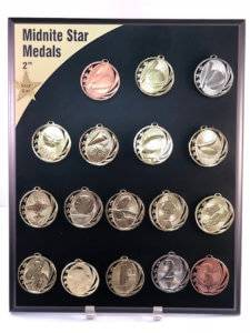 Midnite Star Medal examples.