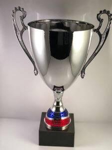 Silver Cup Trophy Des Moines