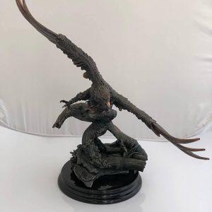 Bronze Animal Eagle