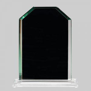 Glass Monarch Award in Black