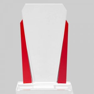 Crystal Bethesda Award Red