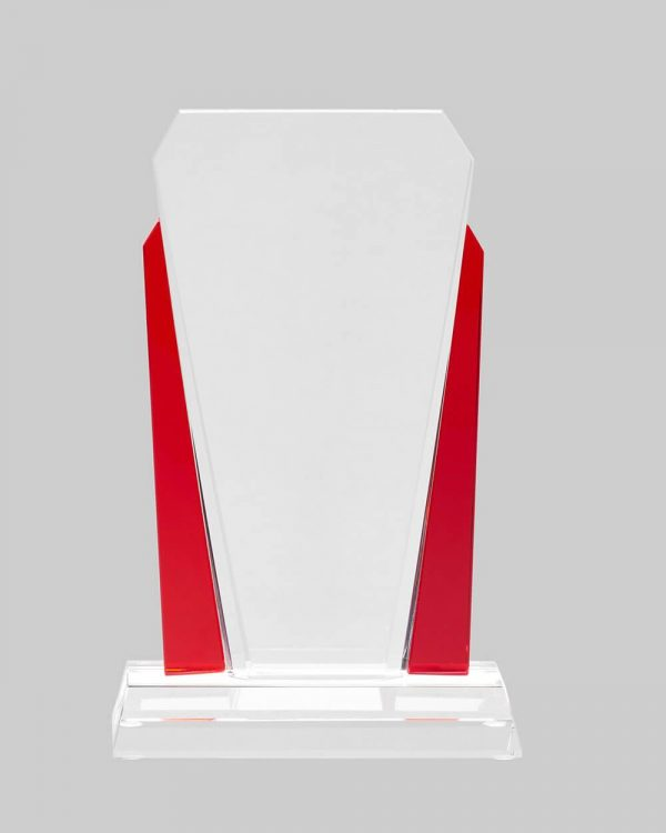 Crystal Bethesda Award Red